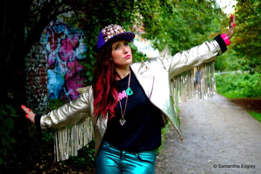 Meg Mosley at Parkland Walk, Crouch End