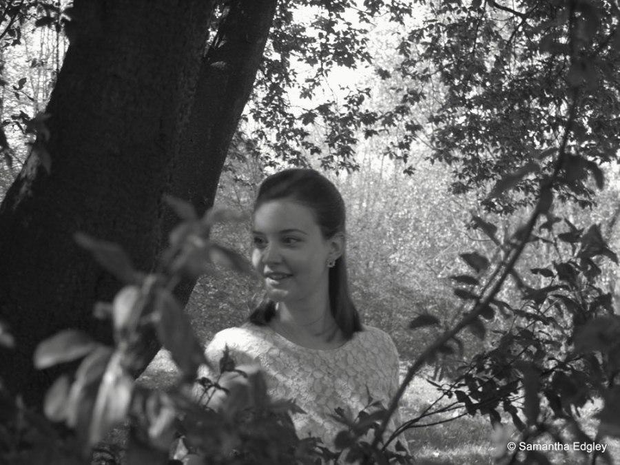 Helen at Alexandra Palace