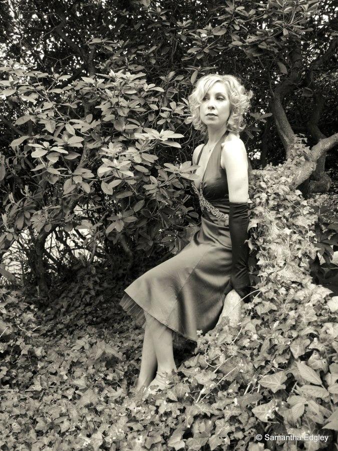 Kate at Hampstead Heath