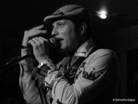 AJ Holmes & the Hackney Empire