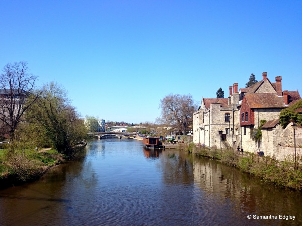 River Medway at Maidstone